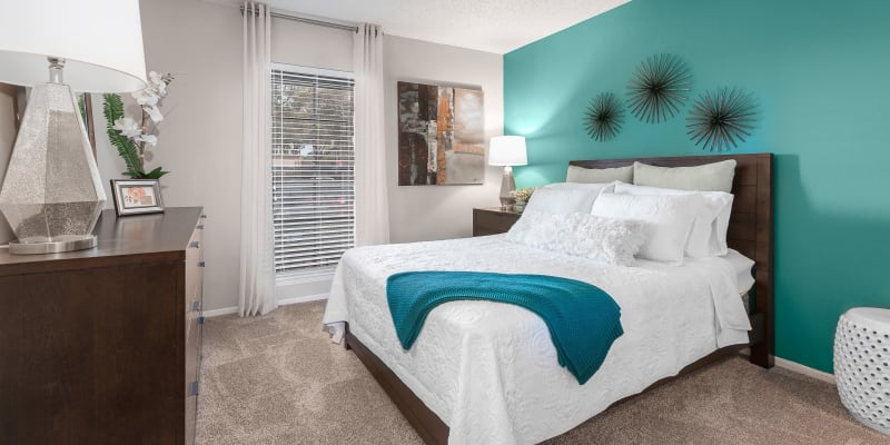 View virtual tour for 1 bedroom 1 bathroom unit at Avion at Carrollwood in Tampa, Florida