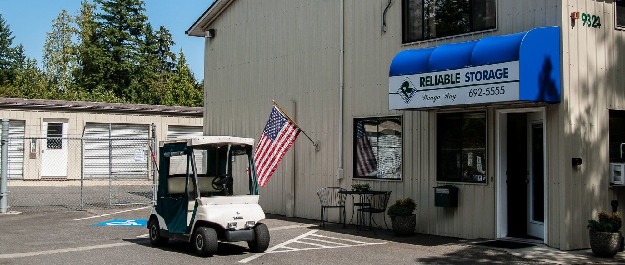 Self storage in Bremerton WA