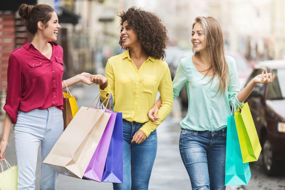 Shopping near Magnolia on the Green in Allen, Texas
