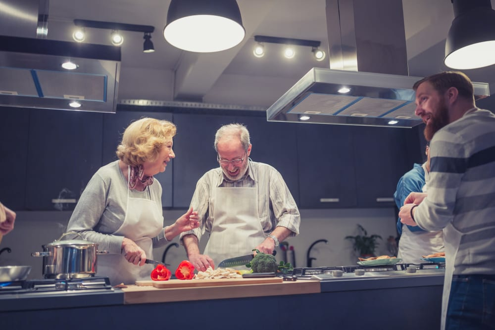 Enjoy cooking classes at Jubilation in Fredericksburg, Virginia.