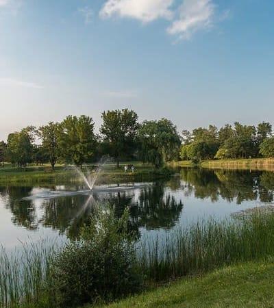 North Ponds Park in Webster, New York