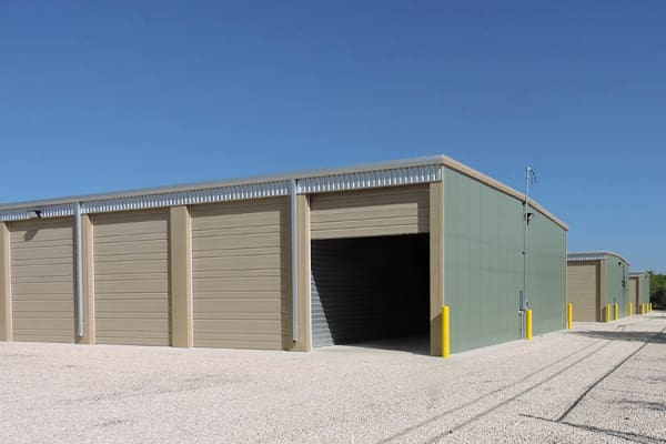 Grissom Road Self Storage has many features to benefit from!