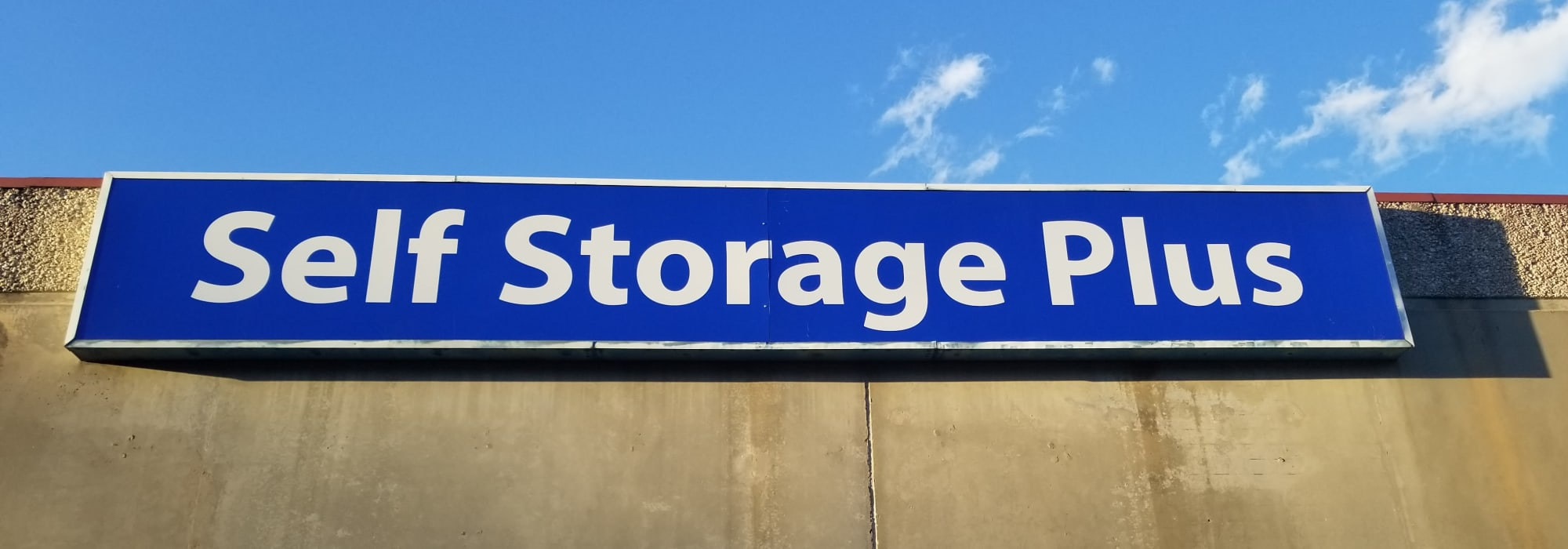 Self storage in Self Storage Plus in Alexandria, Virginia