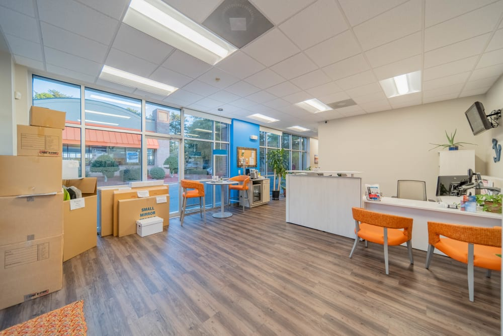 Leasing office  at Anchor Lake Wylie