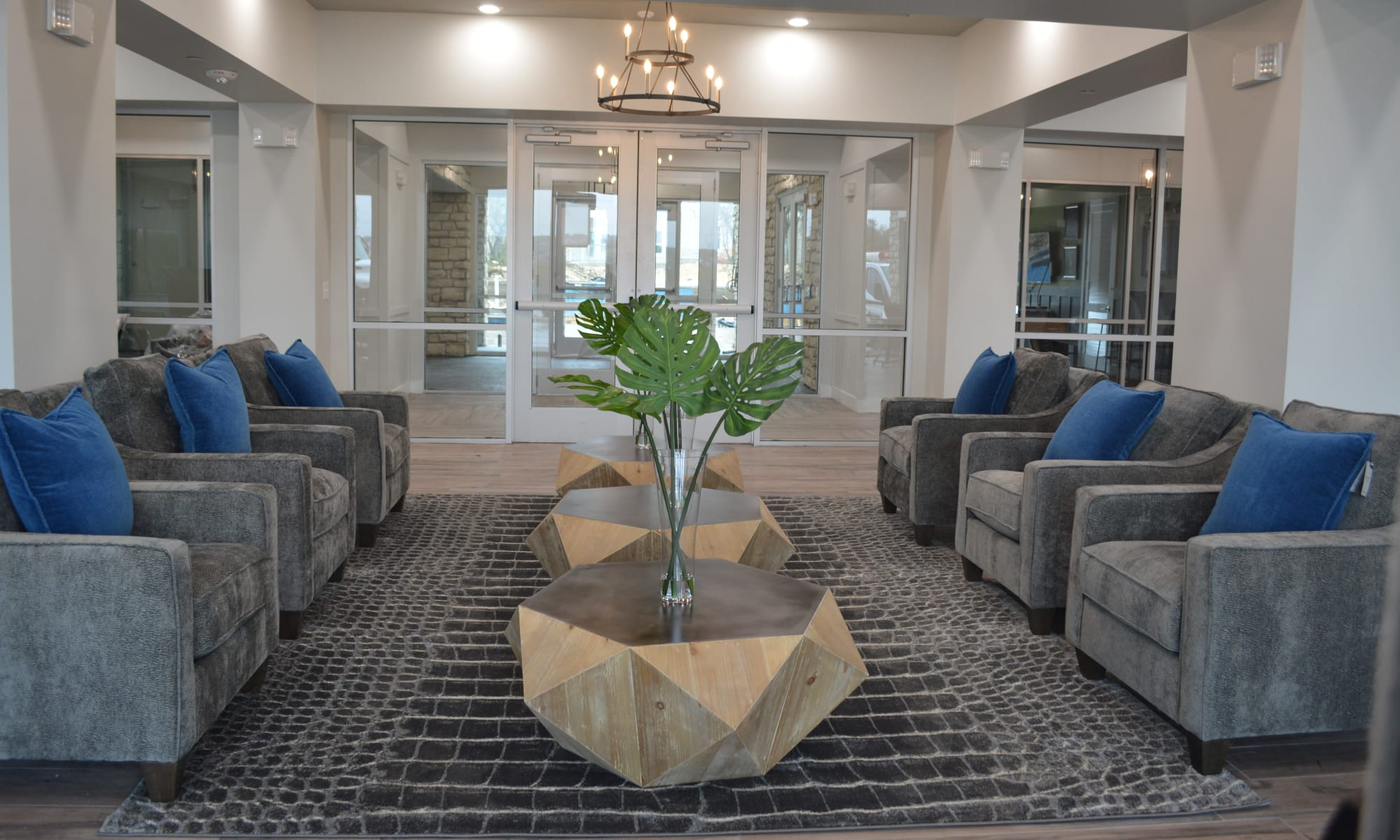 Apartments at The Abbey at Sonterra in San Antonio, Texas