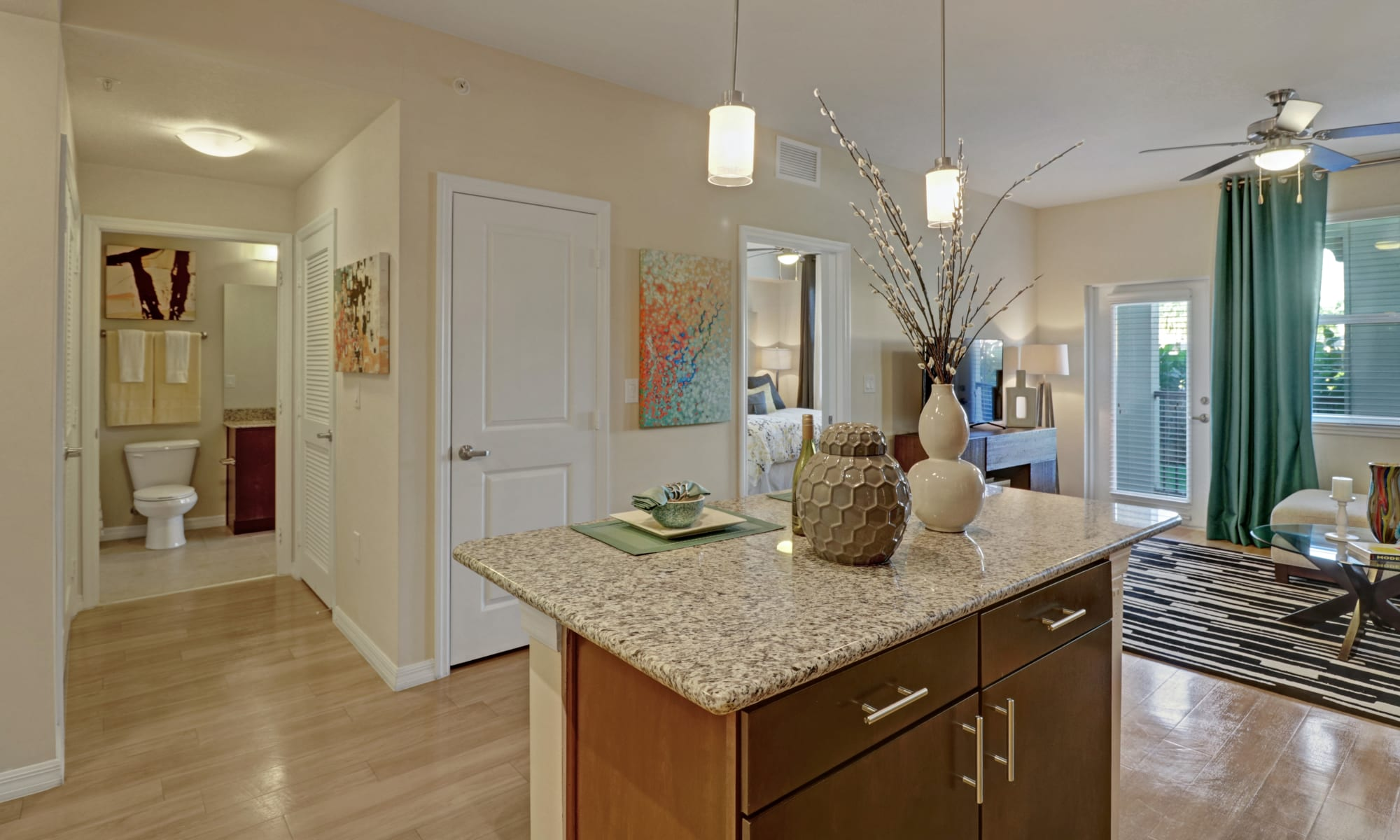 Apartments in Pompano Beach, Florida at Linden Pointe