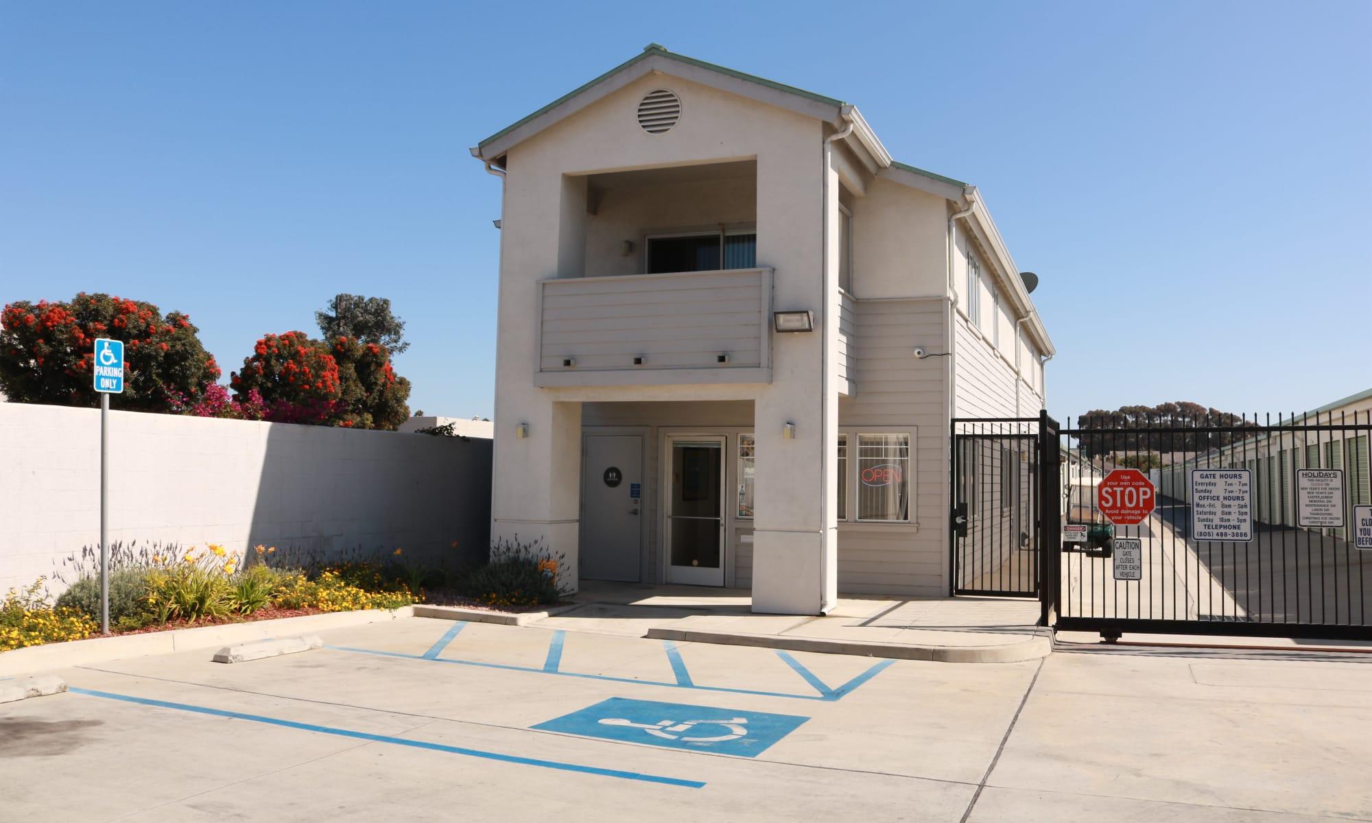 self storage in Port Hueneme california