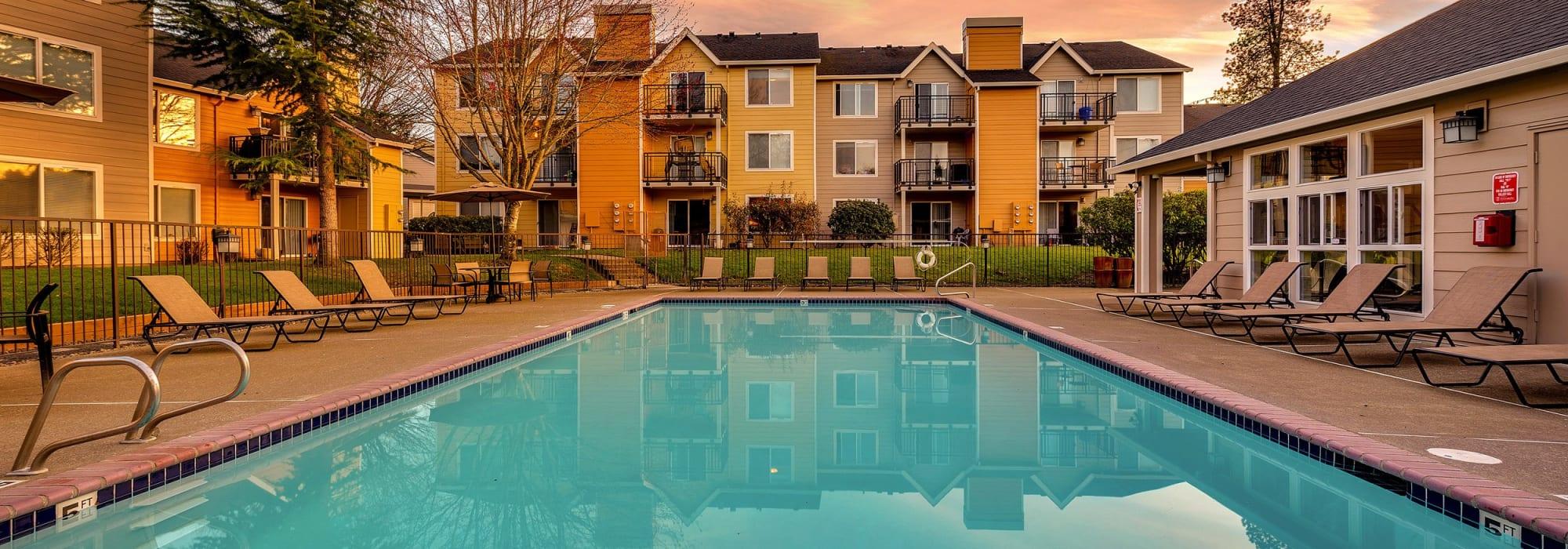 Apartments in Clackamas, Oregon