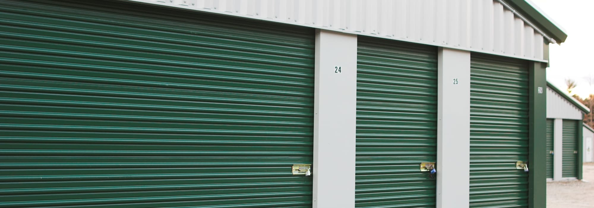 603 Storage self storage in Pittsfield, New Hampshire