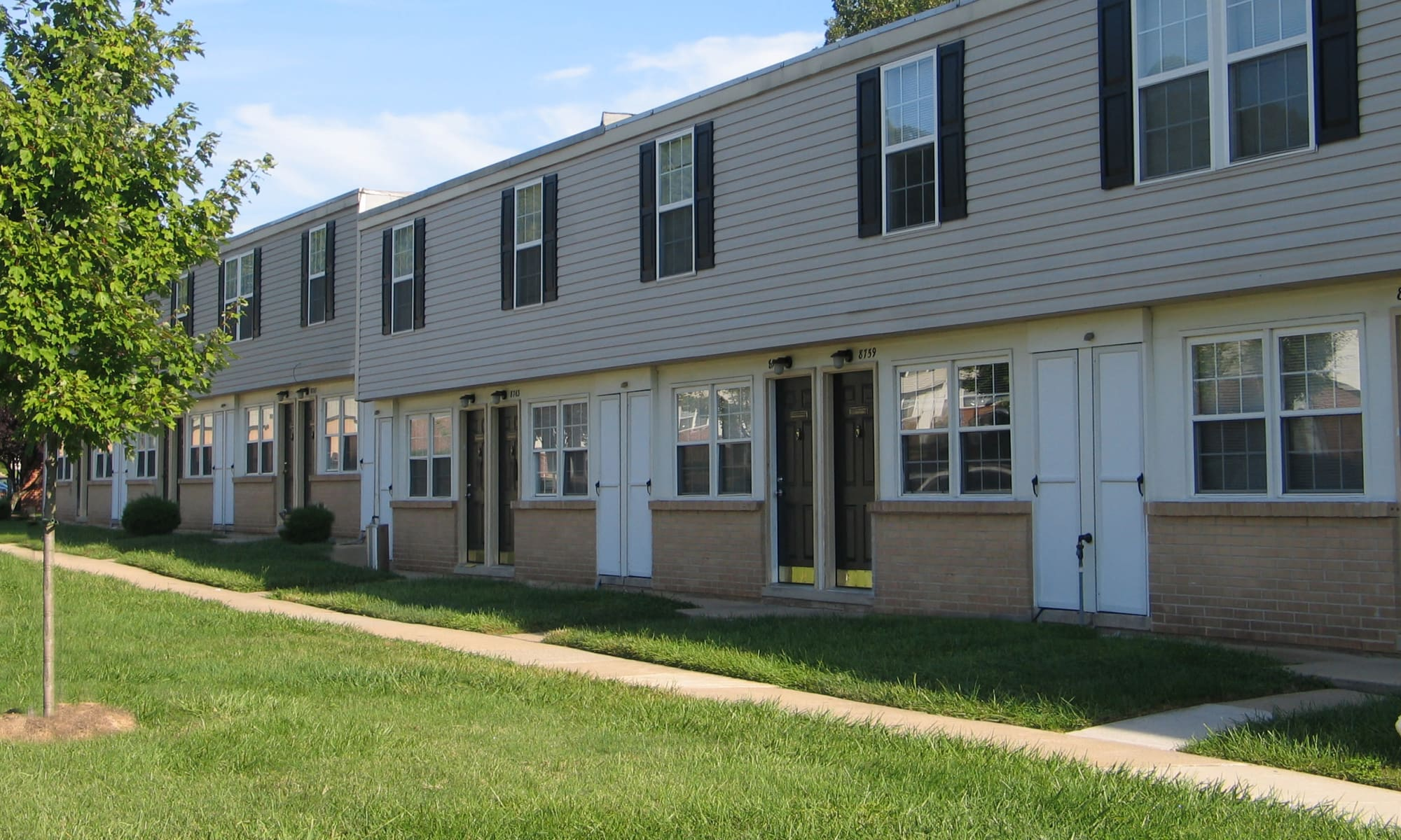 Rosedale Md Townhomes For Rent Near Rossville Fontana