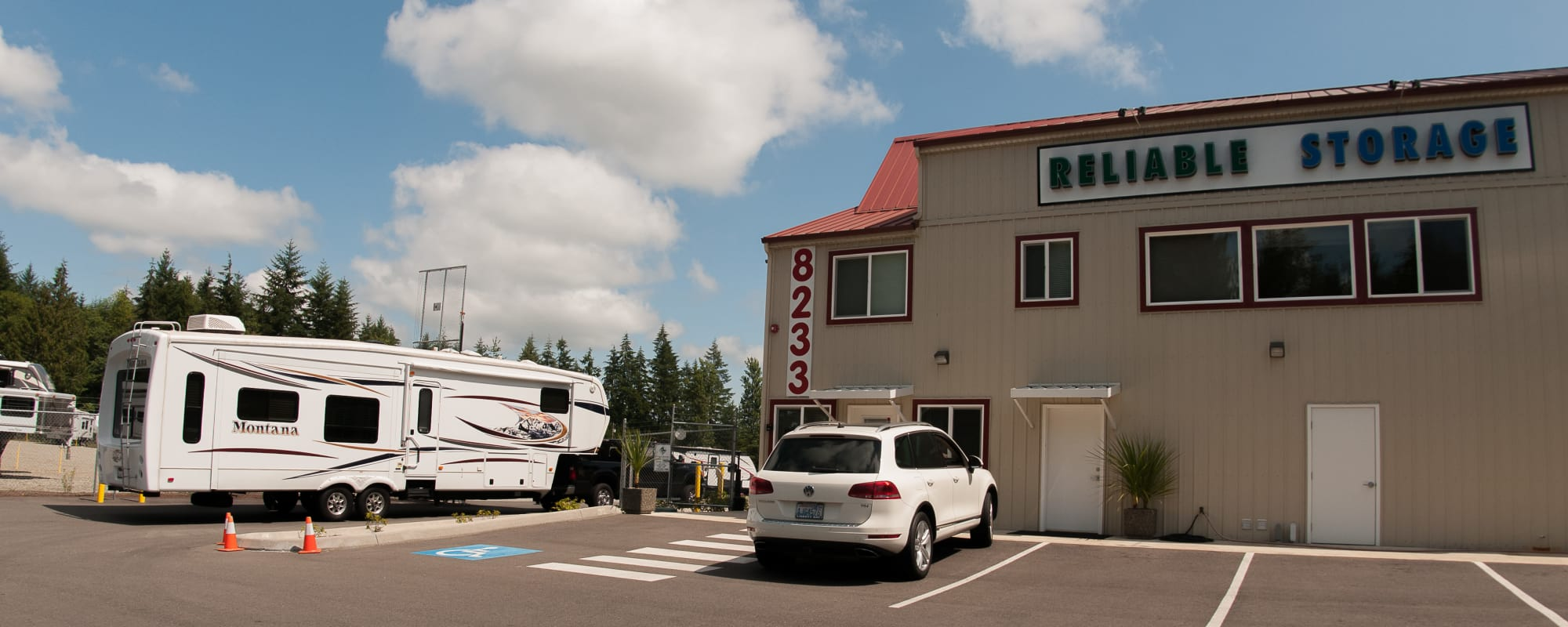Self storage in Port Orchard WA