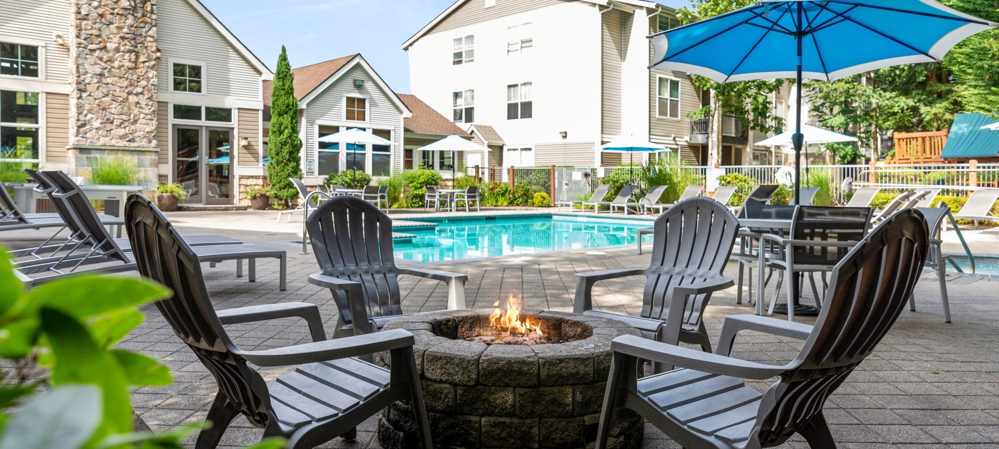 Everett, Washington apartments at Wildreed Apartments
