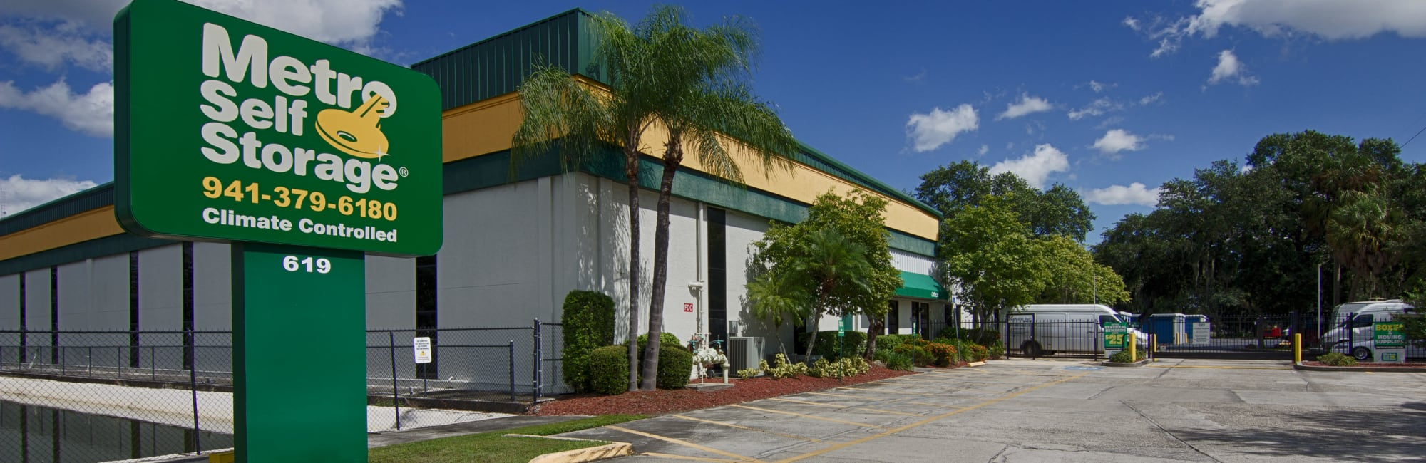 Metro Self Storage in Sarasota, FL