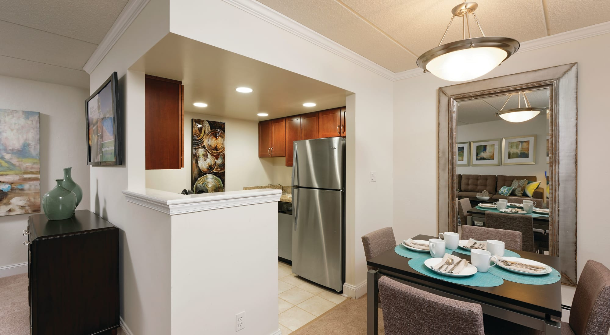 Floor plans at Golf Club Apartments in West Chester, Pennsylvania
