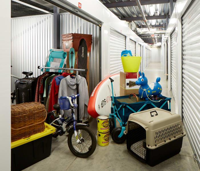 Unit Sizes at Spacebox Storage Niceville