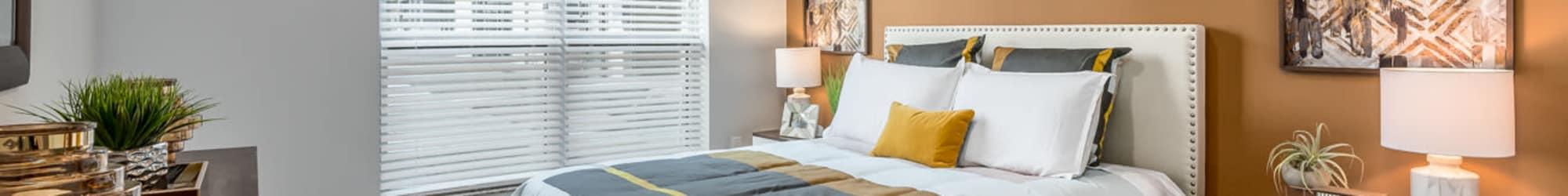 Floor plans at Echelon Luxury Apartments in Cincinnati, Ohio