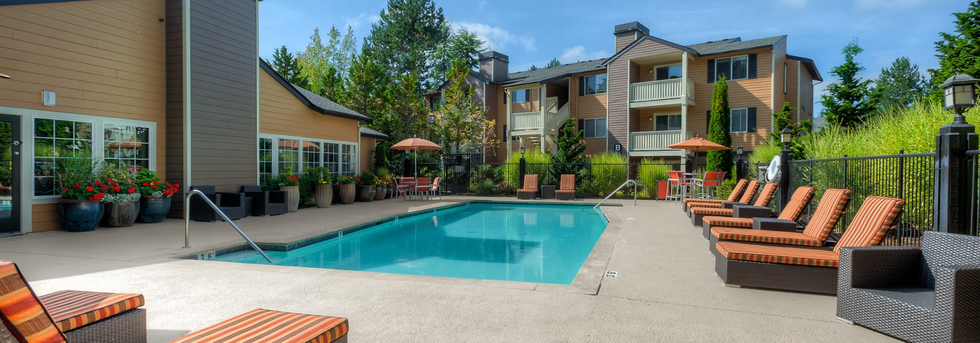Virtual tours of Newport Crossing Apartments in Newcastle, Washington