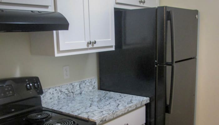 Premium Kitchen Package at Village Green Apartments in Evansville, IN