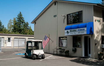 Self storage in Bremerton