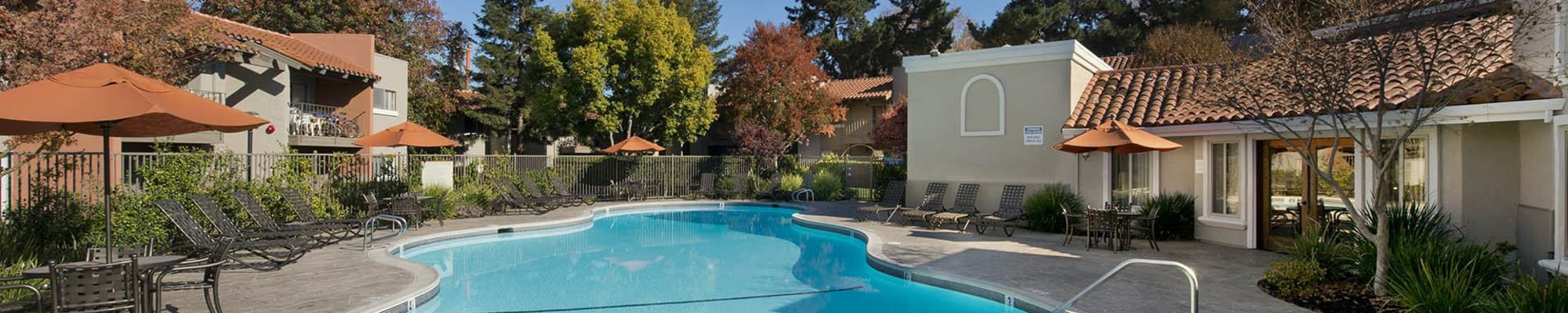 Amenities at La Valencia Apartment Homes in Campbell, California