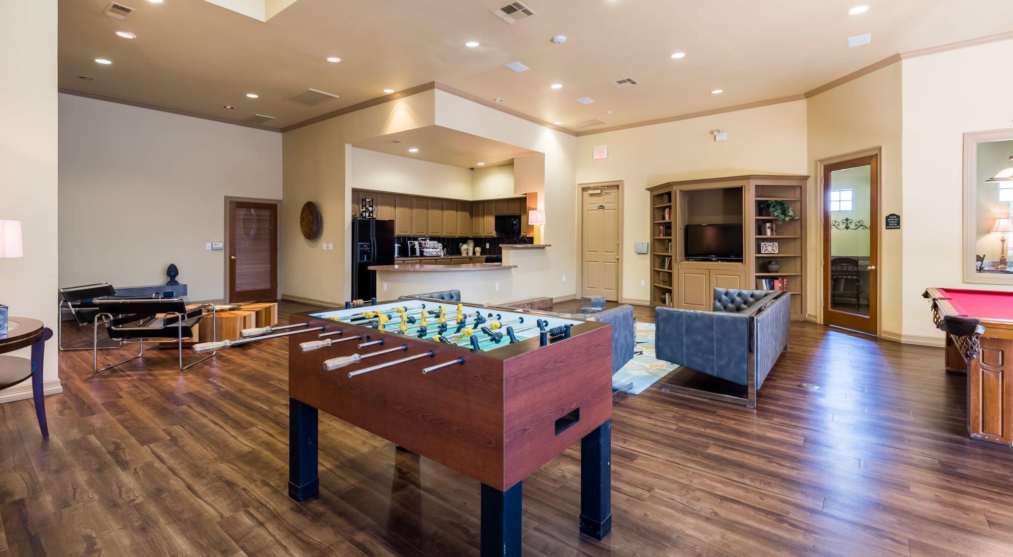 Amenities at Arbrook Park Apartment Homes in Arlington, Texas