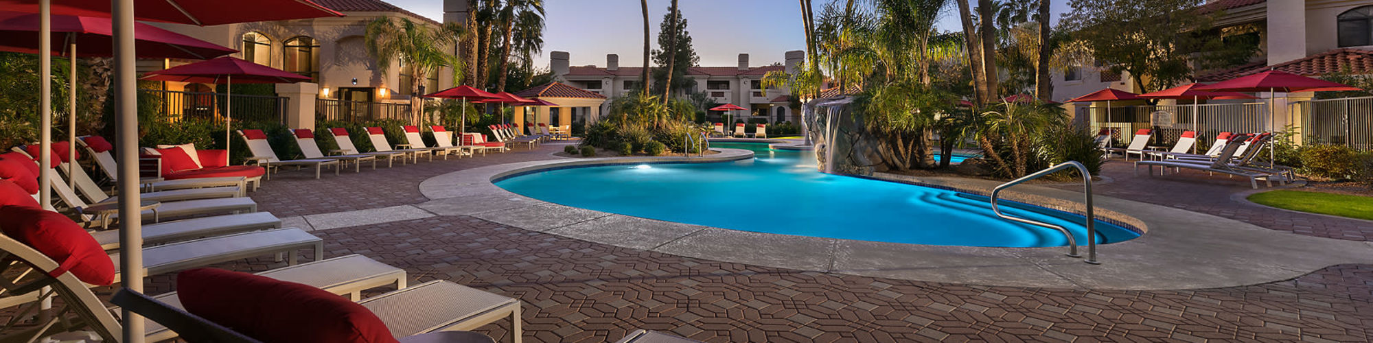 Amenities at San Palmilla in Tempe, Arizona