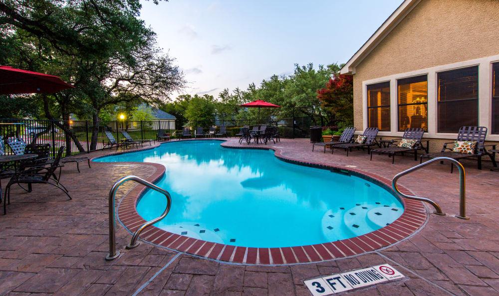 pool at Marquis at TPC