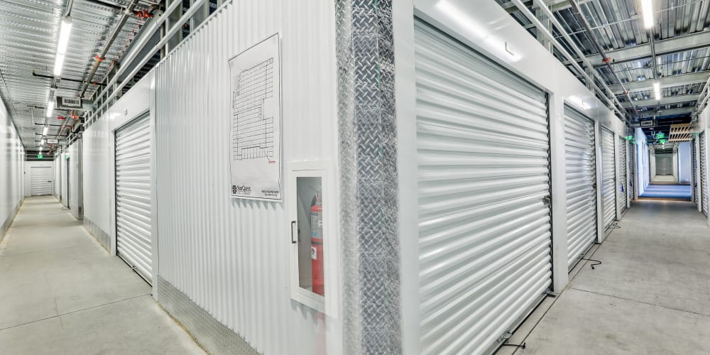 Climate-controlled units at StorQuest Self Storage in Arvada, Colorado