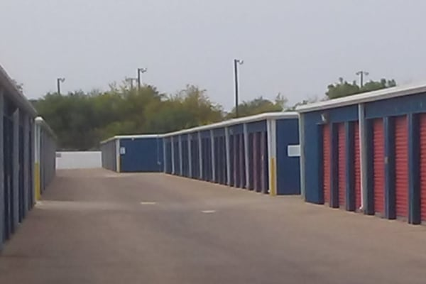 Self storage units for rent at Store It All Self Storage - Zapata in Laredo, Texas
