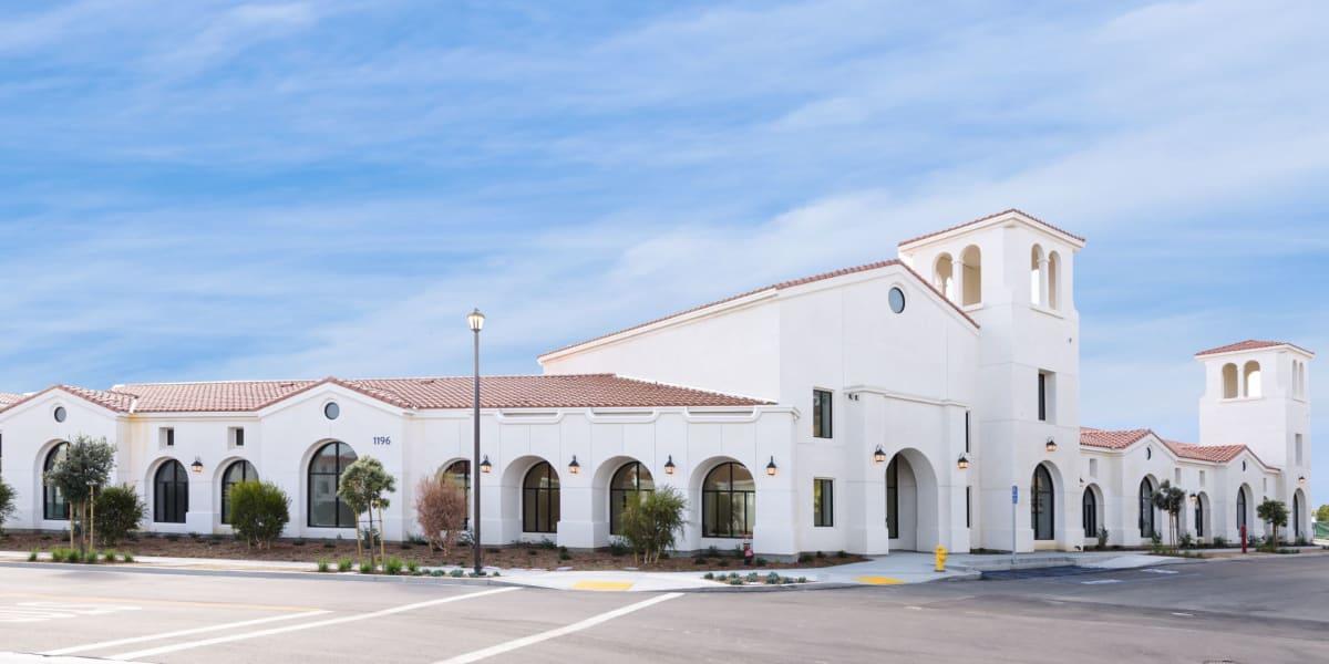 Parking at Portside Ventura Harbor in Ventura, California