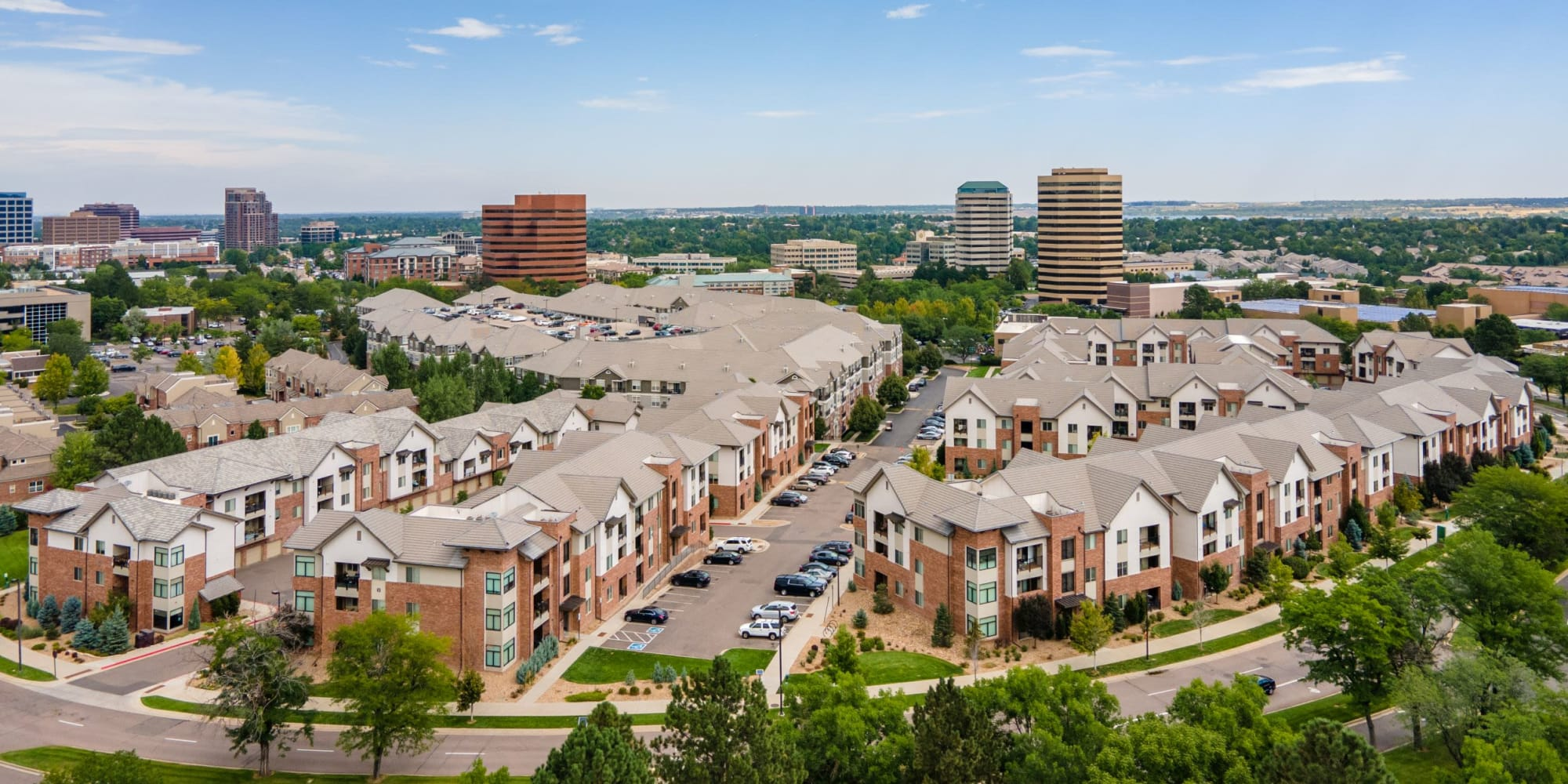 Apartments at The Parc at Greenwood Village in Greenwood Village, Colorado