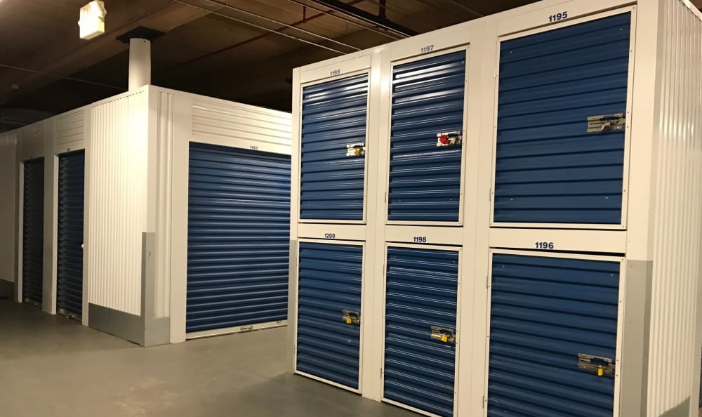 Climate Controlled at Compass Self Storage in Providence, RI