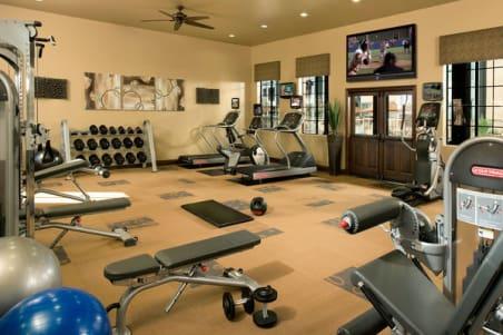 Fitness Center at Las Colinas at Black Canyon