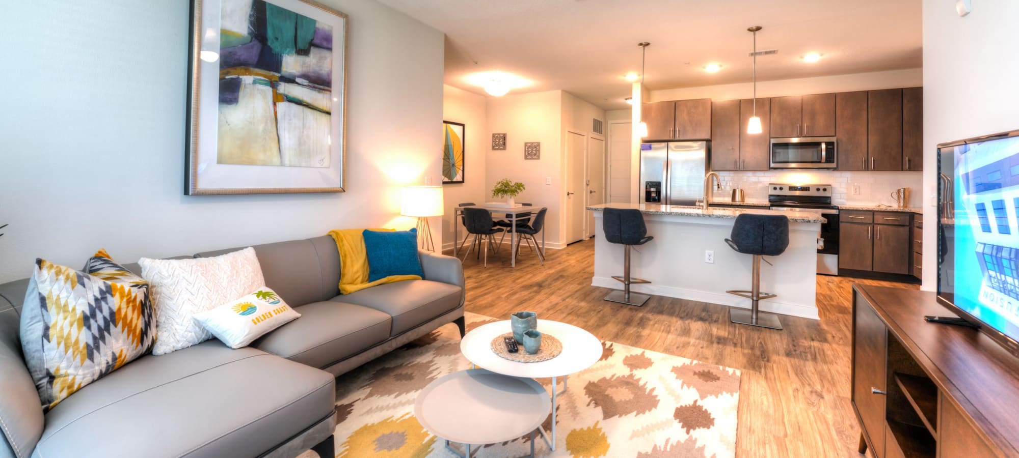 Floor Plans at Fusion in Jacksonville, Florida