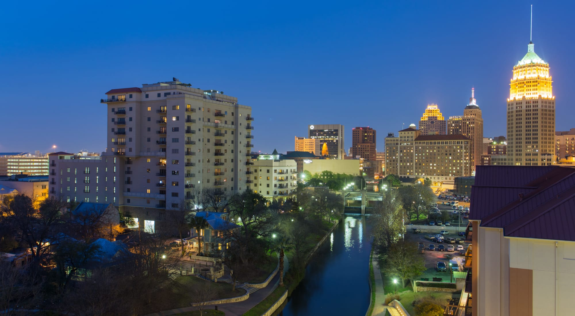 Downtown San Antonio, TX Apartments for Rent | Agave
