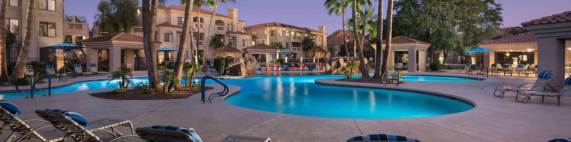 Schedule a tour of San Pedregal in Phoenix, Arizona