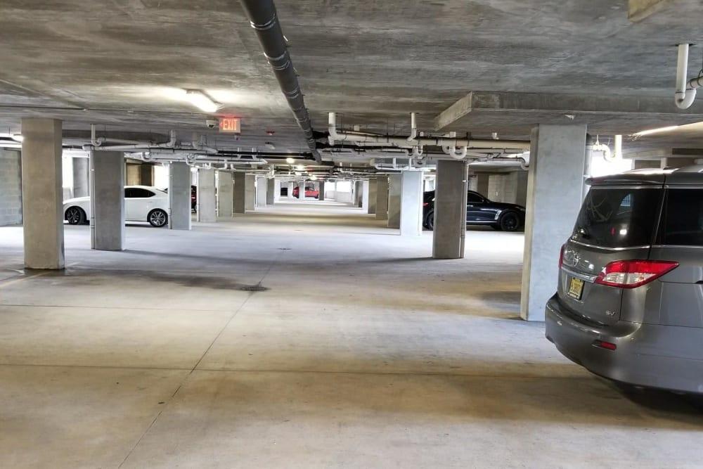 Parking Garage at Spyglass