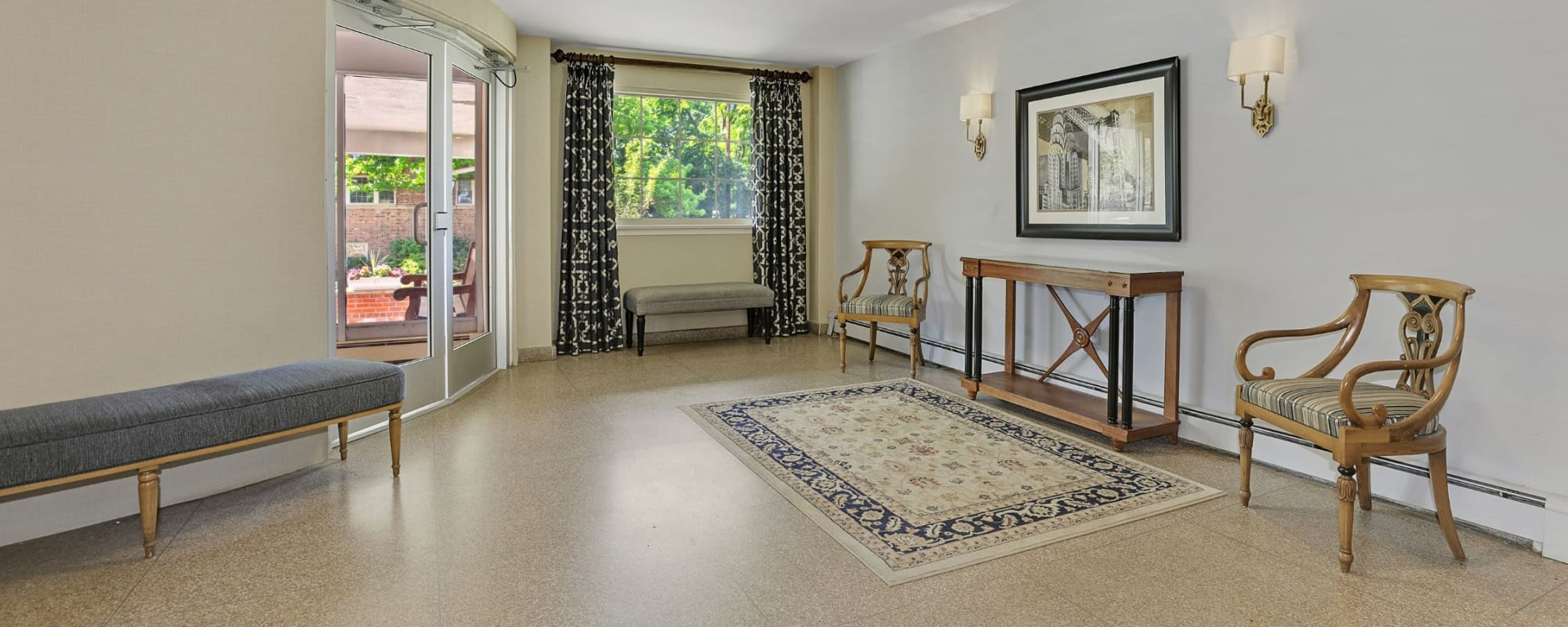 Amenities at Hamilton Court in Morristown, New Jersey