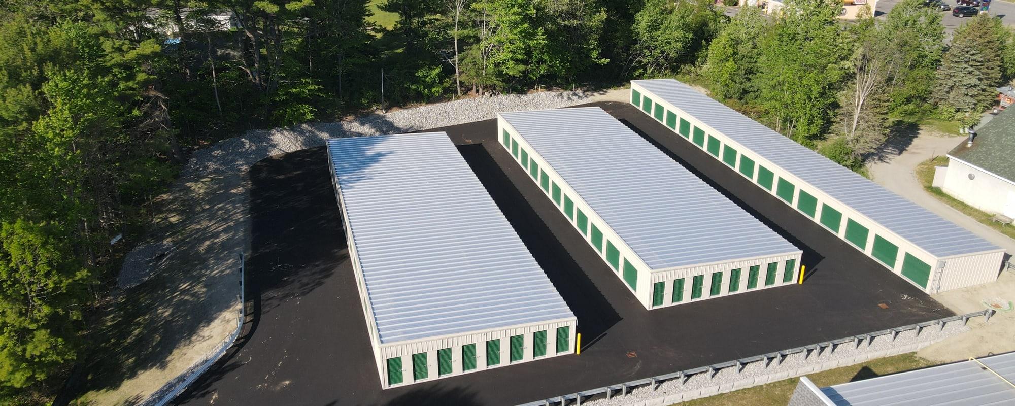 603 Storage - Belmont self storage in Belmont, New Hampshire