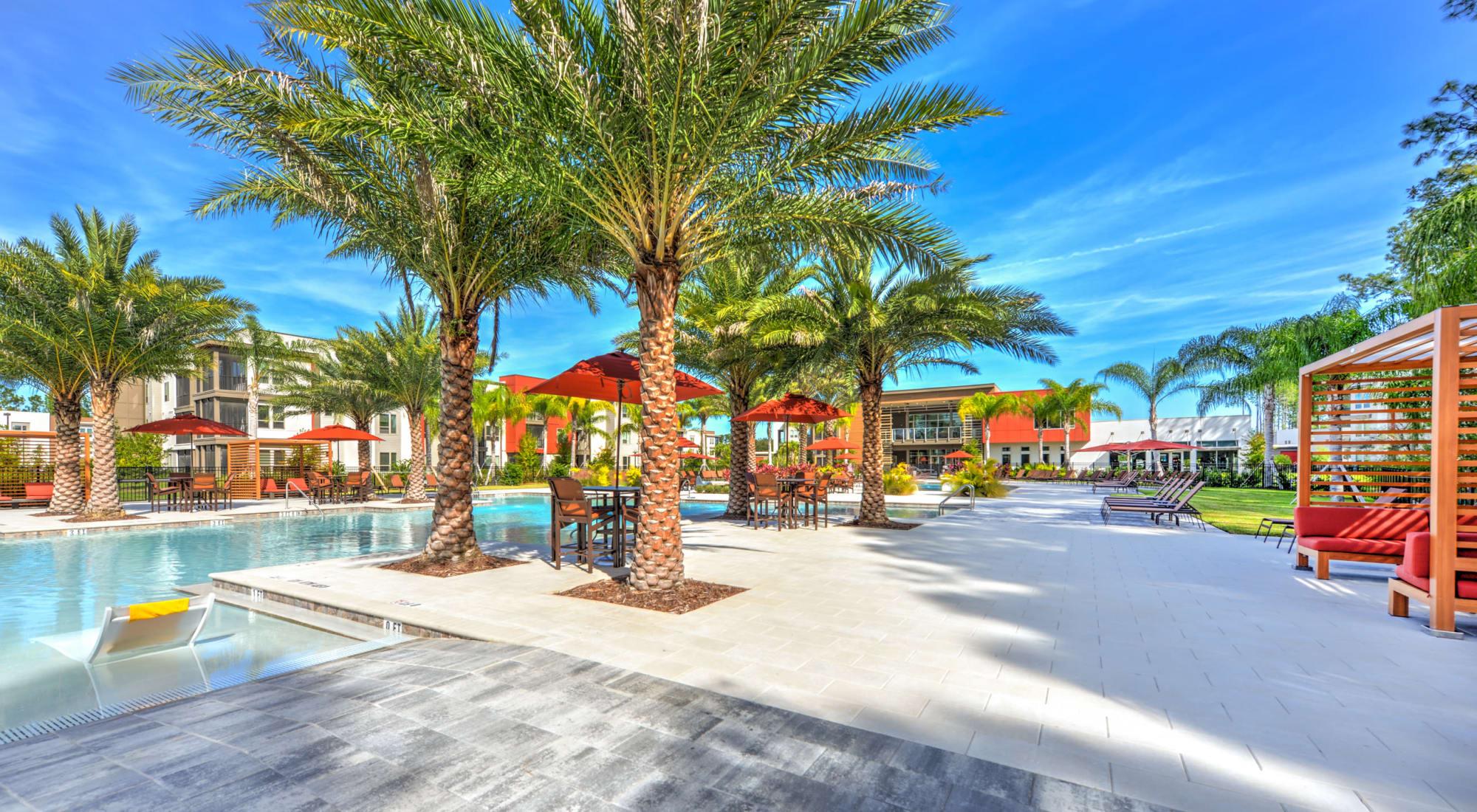Luxor Club apartments in Jacksonville, Florida
