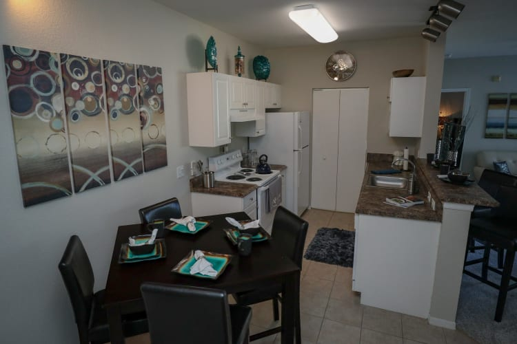 luxury amenities at Palms at Wyndtree