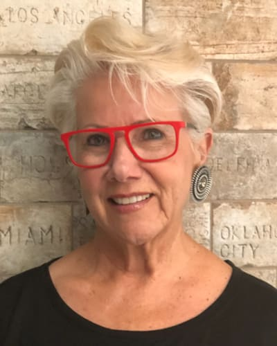 Violet Craik, Design Director at Avenir Senior Living in Scottsdale, Arizona.