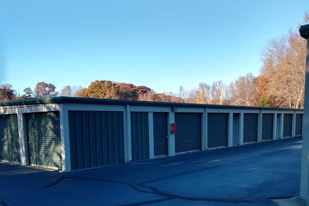 Plenty of storage units Greensboro