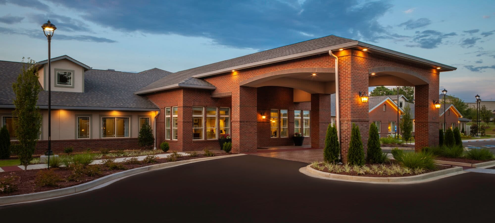 JEA Senior Living exterior