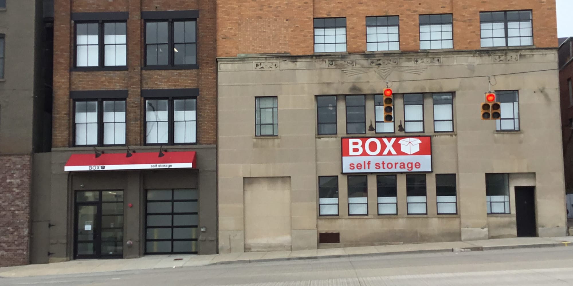 Box Self Storage Units in Cincinnati, Ohio