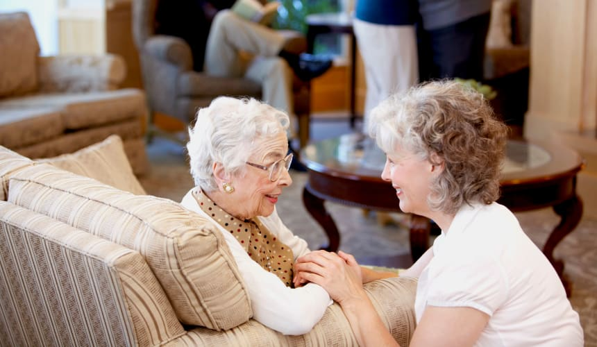 Personal Care at Mercer Hill at Doylestown in Doylestown, Pennsylvania