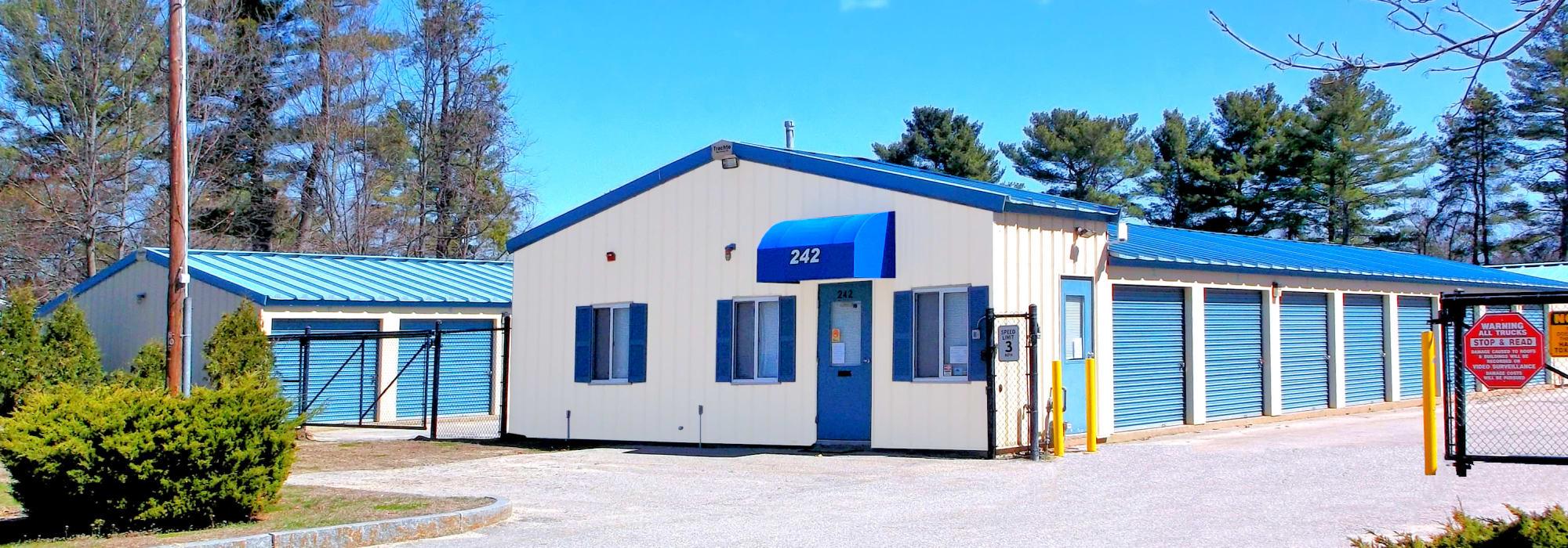 Prime Storage in Salisbury, MA