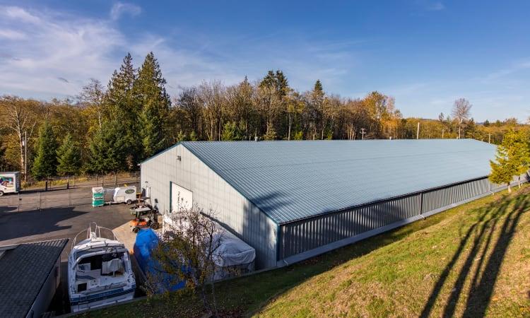 Belfair, Washington storage facility storage units at Glacier West Self Storage