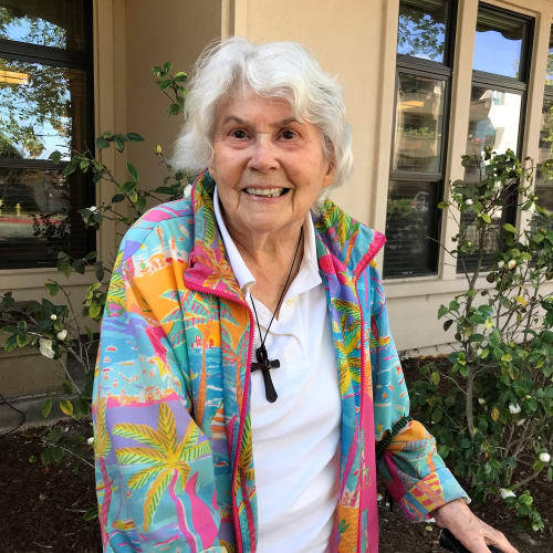 Meet your neighbor at San Jose senior living