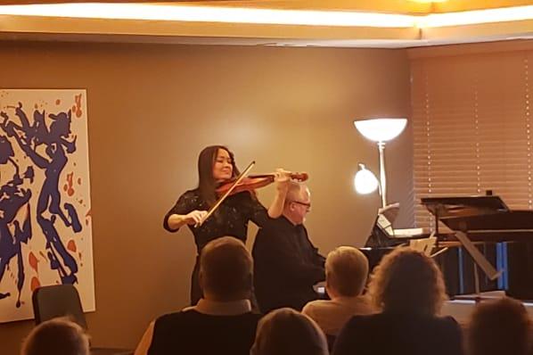 Signature Event with Violinist Sonia Lee